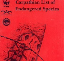 Carpathian List of Endangered Species